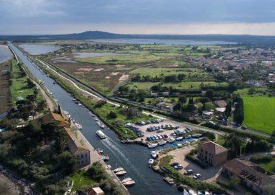 Les Onglous Canal du Midi