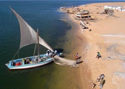 débarquement à R'Gueiba