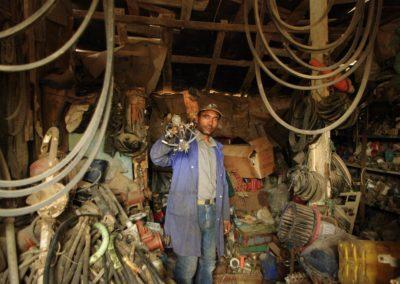 marché SIGP - Récupération des épaves - Epaves de chalutiers Russes et Chinois - Nouadhibou-Mauritanie