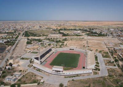 Stade - Tevragh Zeina