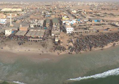 Port artisanal Nouakchott - Mauritanie