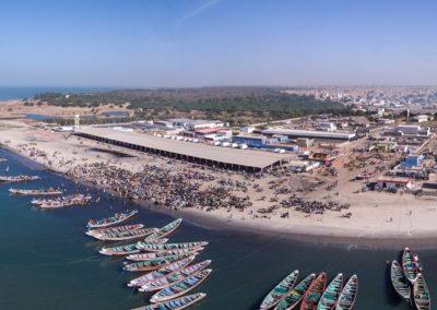 Quai de pêche de Joal - Sénégal