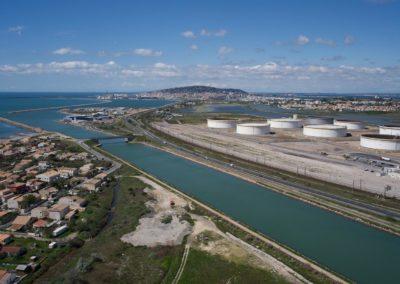Zone Industriel de Sète
