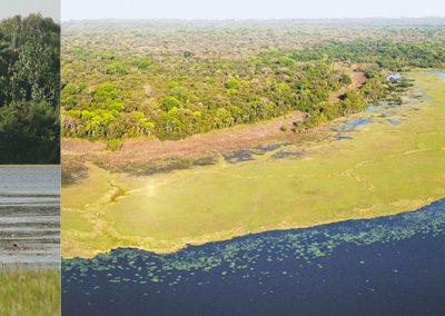Lagoa de Cufada - Parc National de Cufada