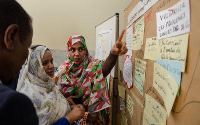La concertation autour du Plan Accès à l'Energie Climat – Nouakchott