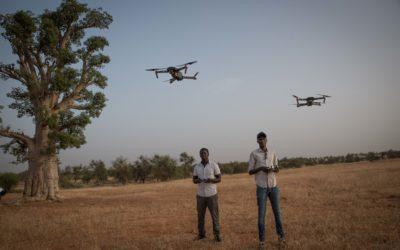 Formation drone appliquée au développement rural