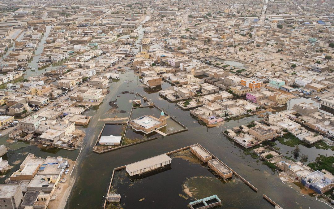 Le climat change, Nouakchott s'adapte