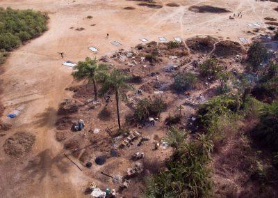 Récolte du sel - Karo - Ile de Tristao - Guinée ConakryModifier