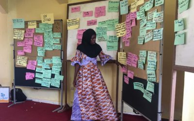 Diagnostic partagé et prospective territoriale – Résilience climatique en Mauritanie